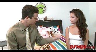Teen babysitter 033