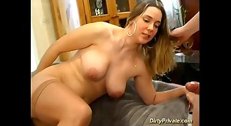 Teenager in long anal drilling